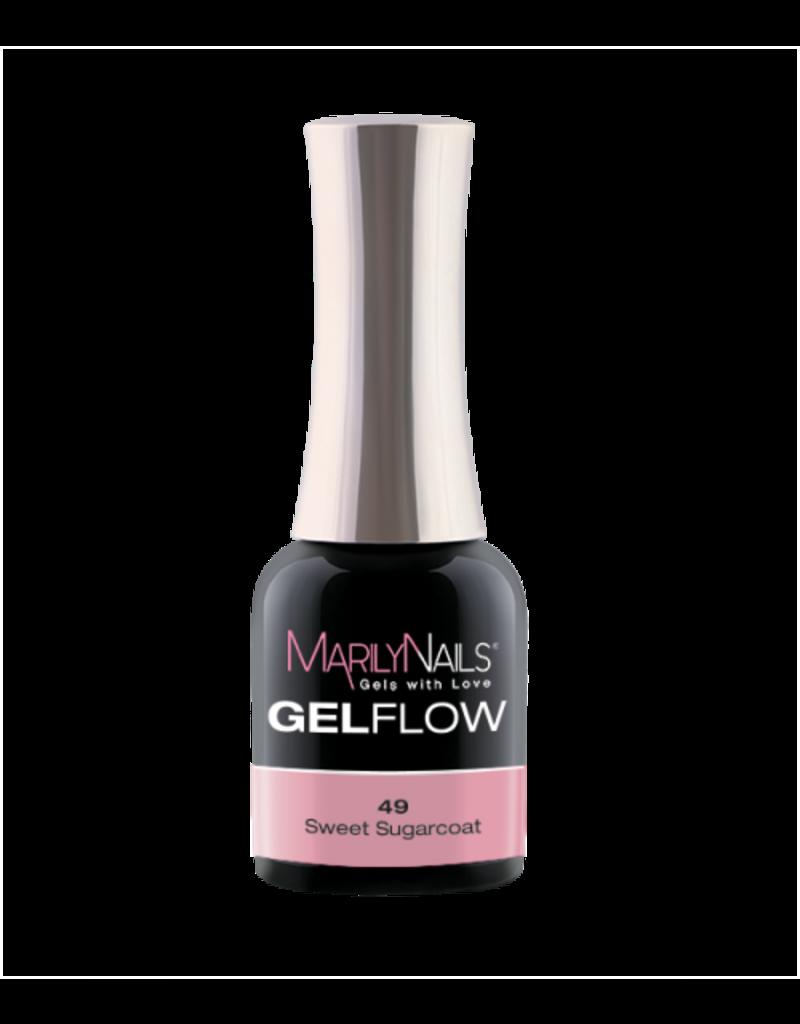 MarilyNails MN GelFlow - Sweet Sugercoat #49 4ml.