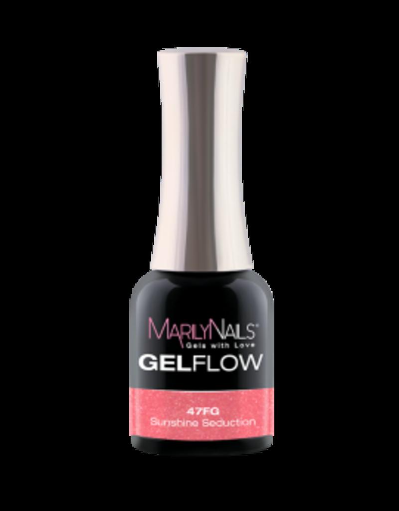 MarilyNails MN GelFlow - Sunshine Seduction  #47FG