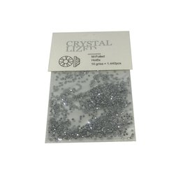 Silver small Crystal 1440 pcs