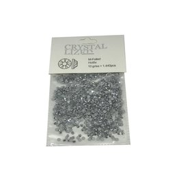 Silver big Crystal 1440 pcs