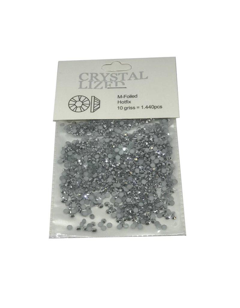 Silver big Crystal 1440 pcs