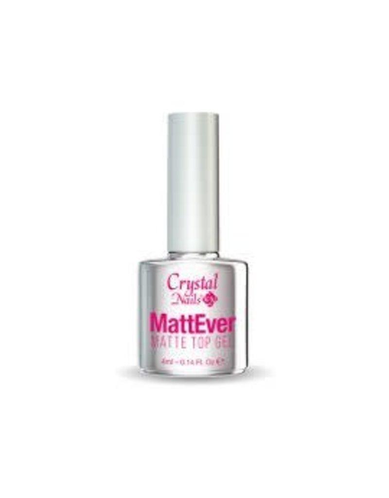 Crystal Nails CN MattEver matte topgel 13 ml.