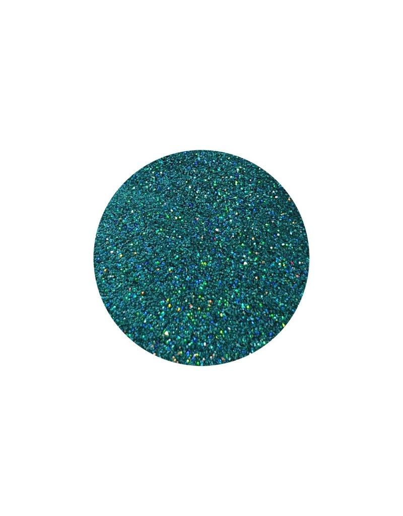AN Glitter dust 25 gr. Aqua holo