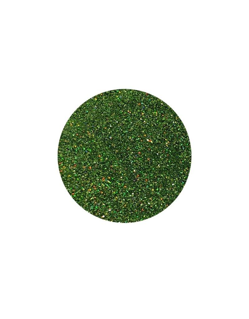 AN glitter dust 25 gr. Fresh lime 'holo'