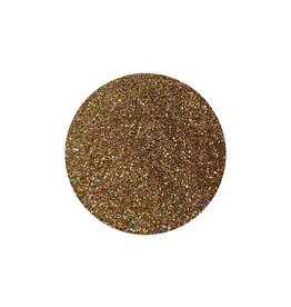 AN Glitter dust 25 gr. Strawberry blonde gold 'holo'