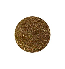 AN Glitter dust 25 gr. Honey gold 'holo'