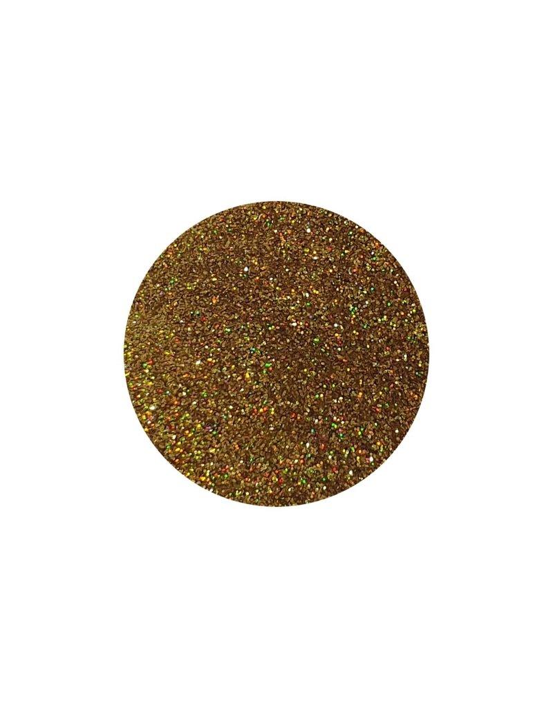 AN Glitter dust 25 gr. Honey gold 'holo'