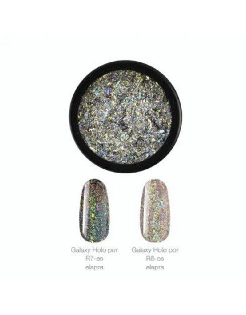 Crystal Nails CN Galaxy Holo ChroMirror chrome