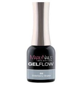 MarilyNails MN GelFlow - Elderberry Shake #55