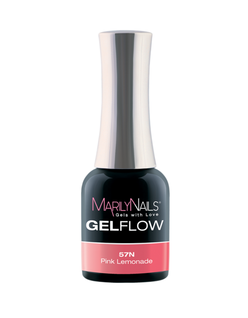 MarilyNails MN GelFlow - Pink Lemonade #57