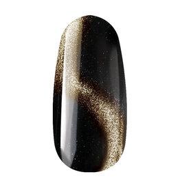 Crystal Nails Crysta-lac 4ml Infinity Tiger Eye #Gold