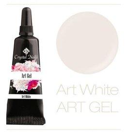 Crystal Nails CN Art Gel 5 ml White