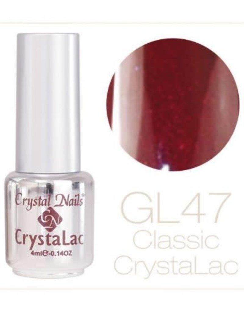 Crystal Nails CN Crystalac 4 ml  GL 47 (Glitter)