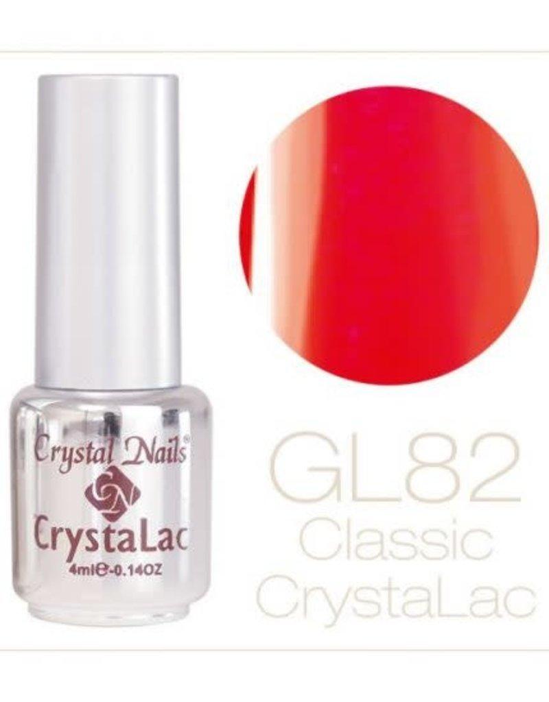 Crystal Nails CN Crystalac 4 ml  GL 82 (Glitter)