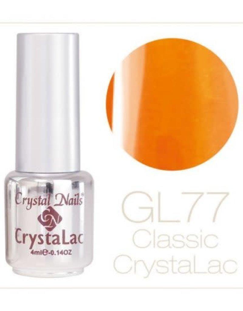 Crystal Nails CN Crystalac 4 ml  GL 77 (Glitter)