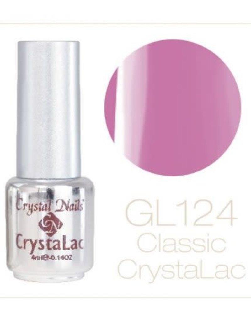 Crystal Nails CN Crystalac 4 ml  GL 124 (Glitter)