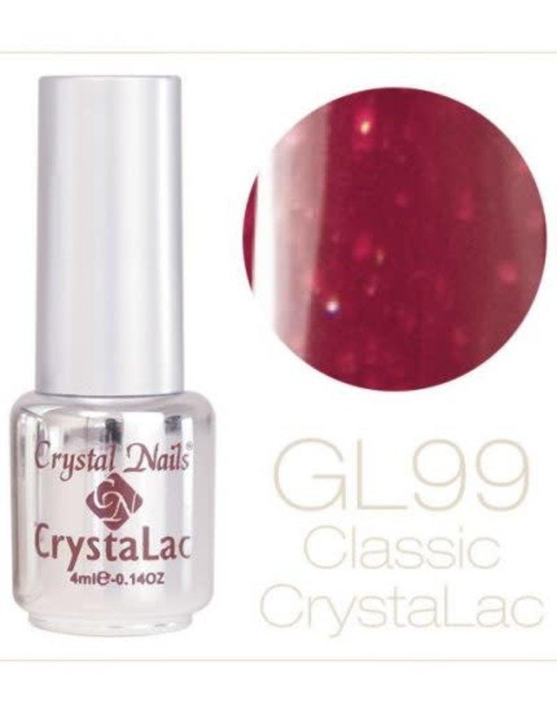 Crystal Nails CN Crystalac 4 ml  GL 99 (Glitter)