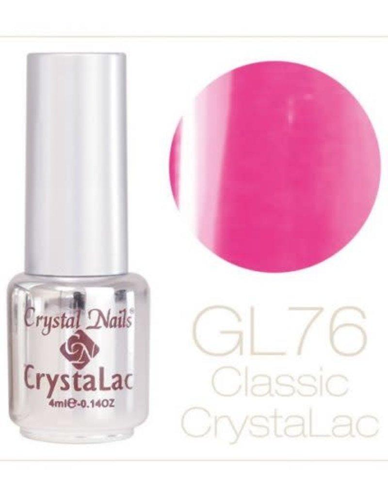 Crystal Nails CN Crystalac 4 ml  GL 76 (Glitter)