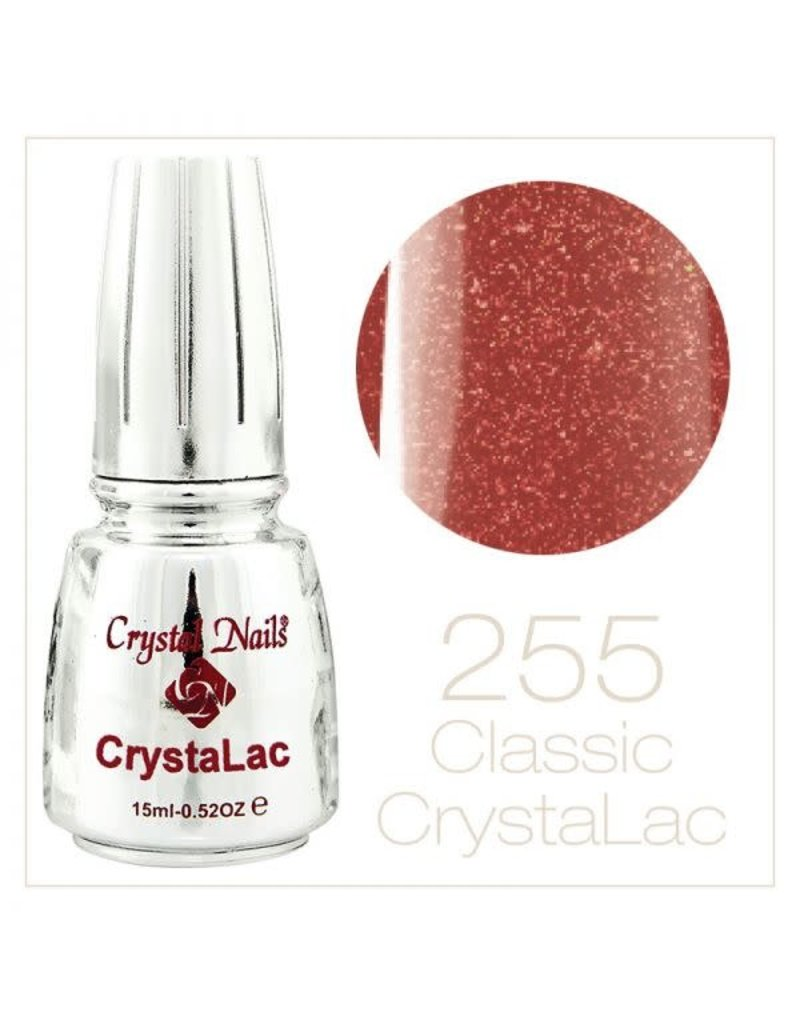 Crystal Nails CN Crystalac 4 ml  GL 255 (Glitter)