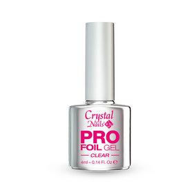 Crystal Nails CN Pro Foil Gel clear 4ml