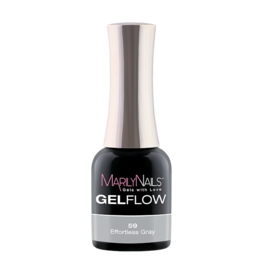 MarilyNails MN GelFlow - #59 Effortless Gray