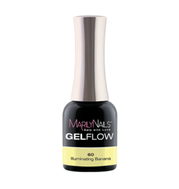 MarilyNails MN GelFlow - #60 Illuminating Banana