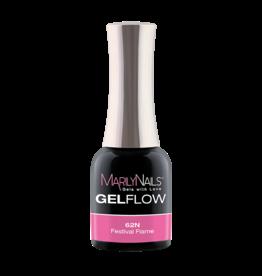 MarilyNails MN GelFlow - #62N Festival Flame