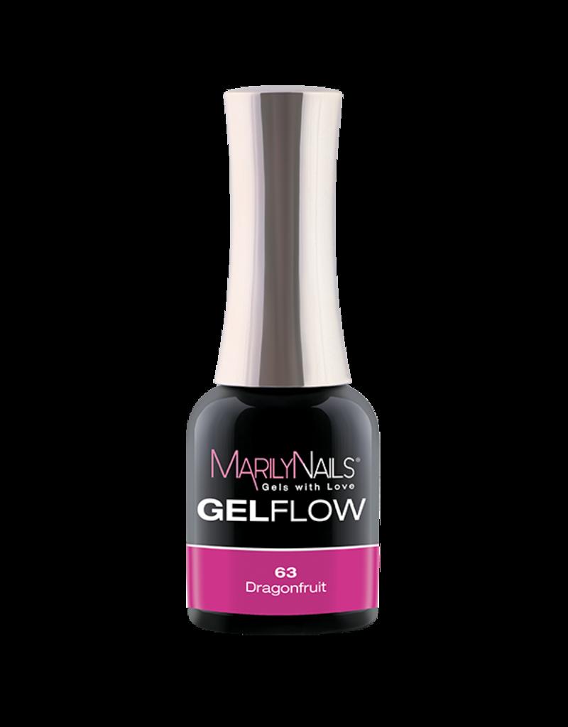 MarilyNails MN GelFlow - #63 Dragonfruit