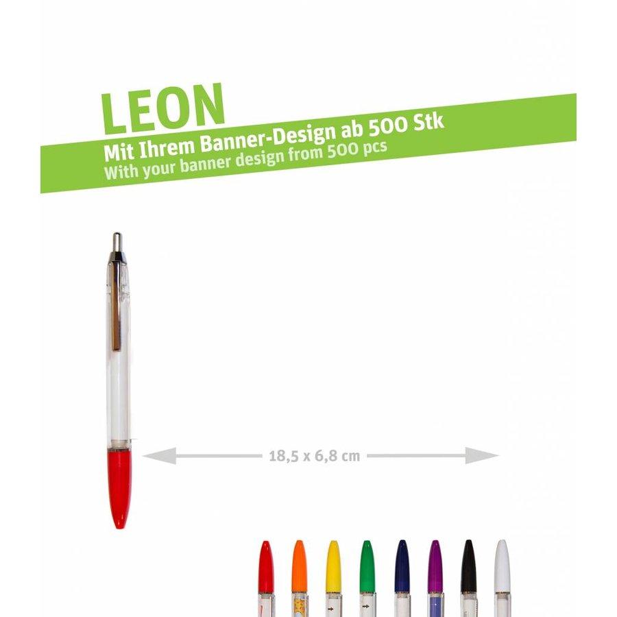 """LEON """"Transparent""""-2"""