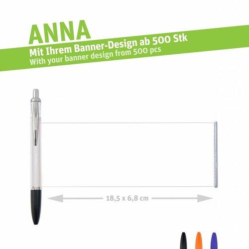 "ANNA ""Transparent""-12"