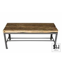 Bankje oud hout