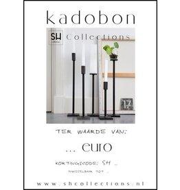 Kadobon €20,-