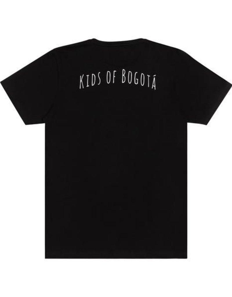 Herren T-Shirt Kids of Bogota – black