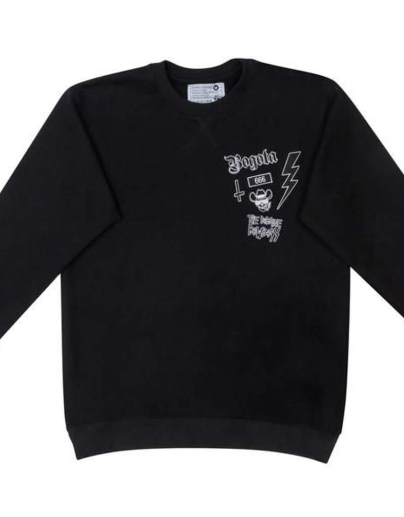Herren Sweatshirt Patch