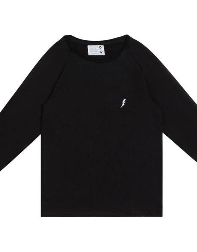Herren Sweatshirt Destroyed Lightning