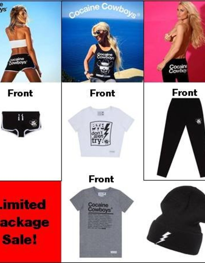 """Package """"Girls only"""""""