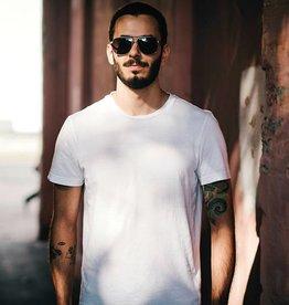 Herren T-Shirt Tour – white