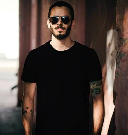 Herren T-Shirt Bogota Box – black
