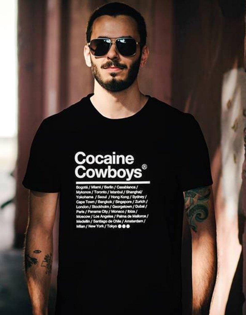 Herren T-Shirt City - black