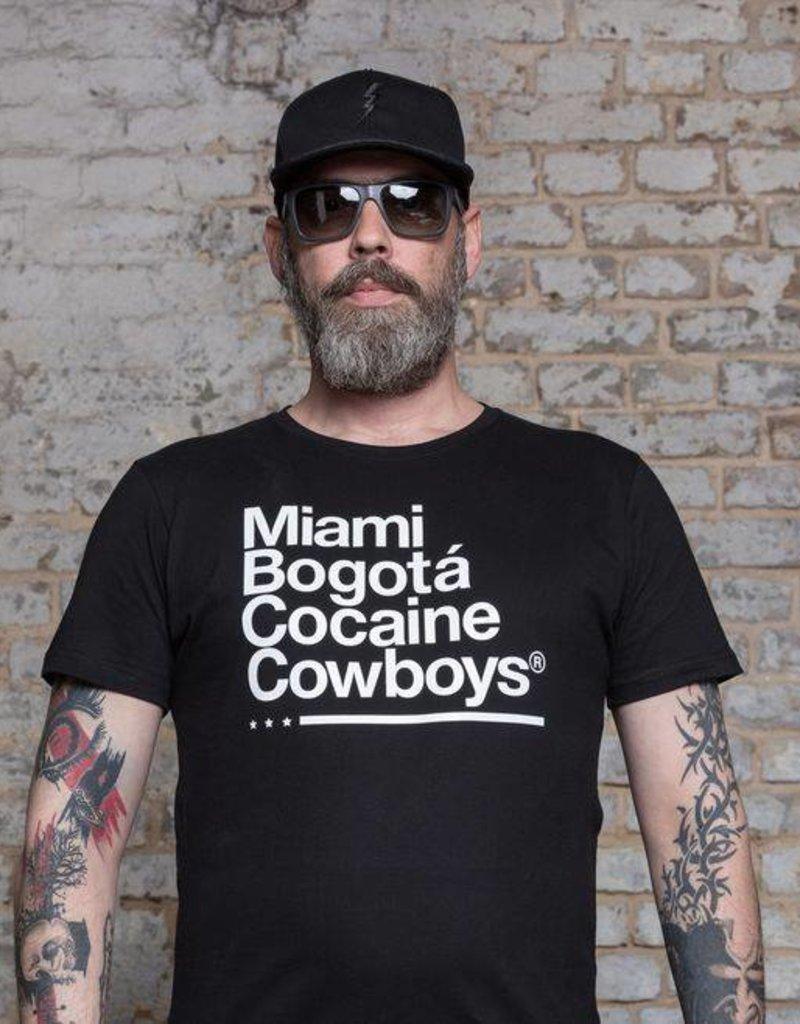 Men T-Shirt Miami 2 Bogotá- black