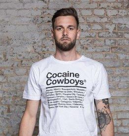 Men T-Shirt City 2018 - white