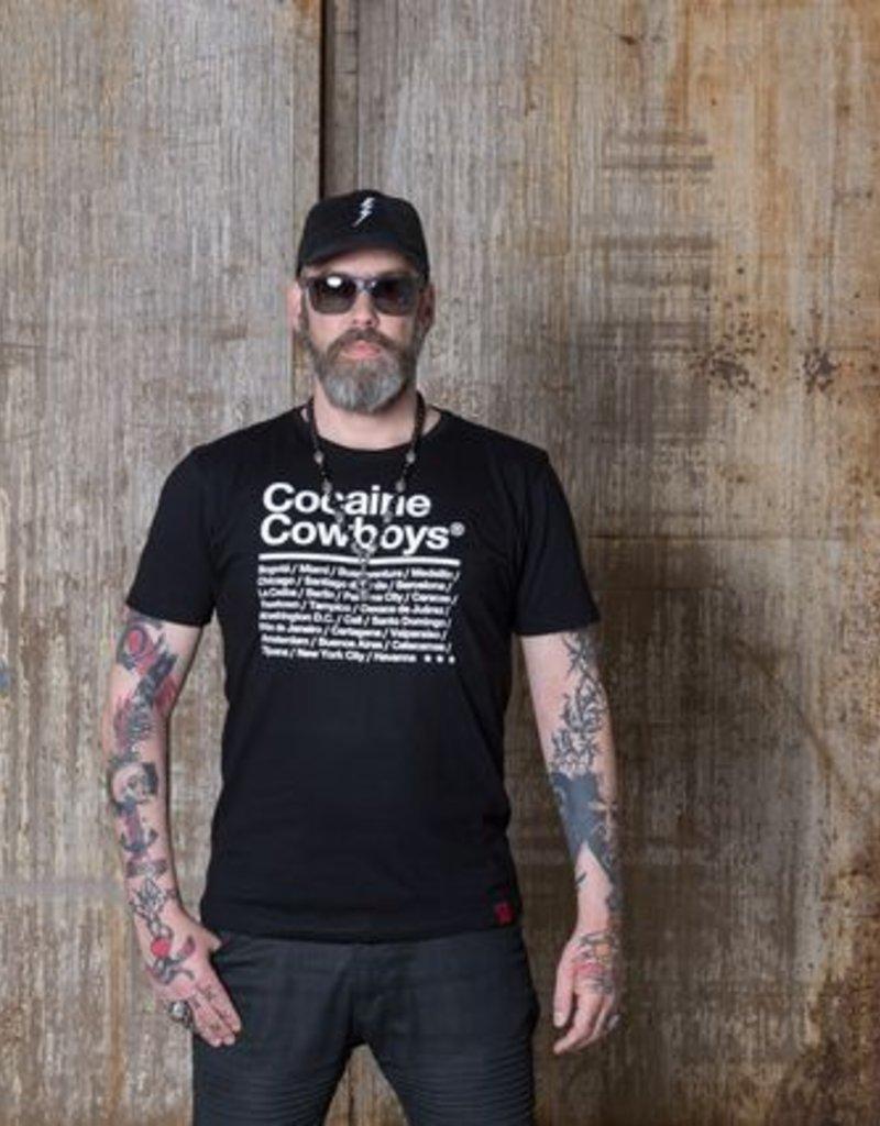Herren T-Shirt City 2018 - schwarz