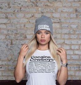 T-Shirt City Women 2018 - white