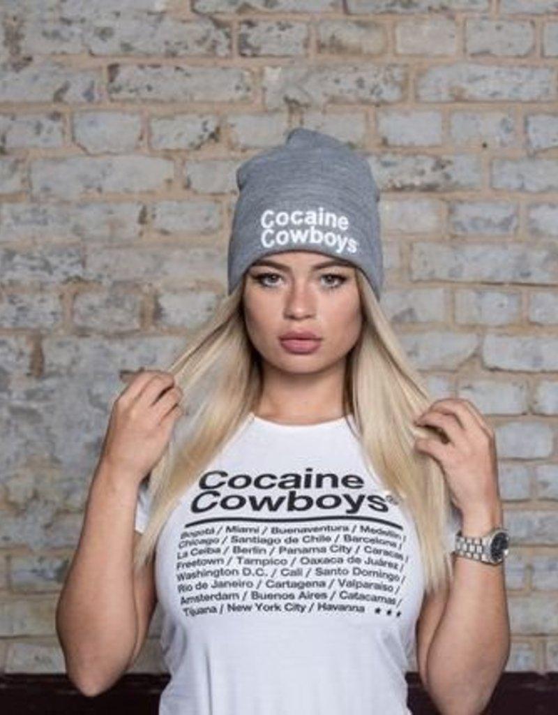 T-Shirt City Women 2018 - weiss