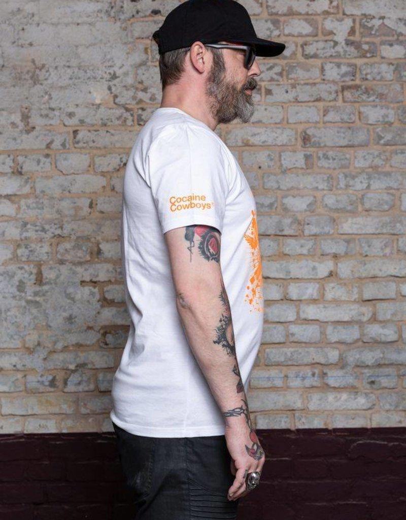 Herren T-Shirt Massacre 2018
