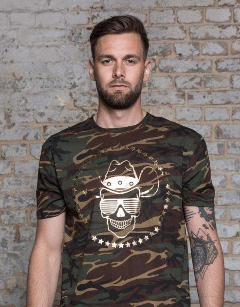 Men T-Shirt Signature 2018  - camouflage