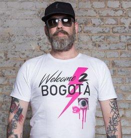 Men T Shirt - Welcome 2 Bogota