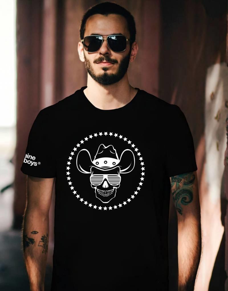 Herren T-Shirt Signature 2018  - schwarz