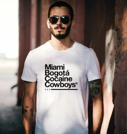 Men T-Shirt Miami 2 Bogotá- black - Copy