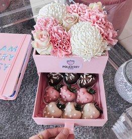 Square bouquet